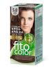 Trwała krem farba do włosów Fitocolor 5.0 odcień Ciemny brąz