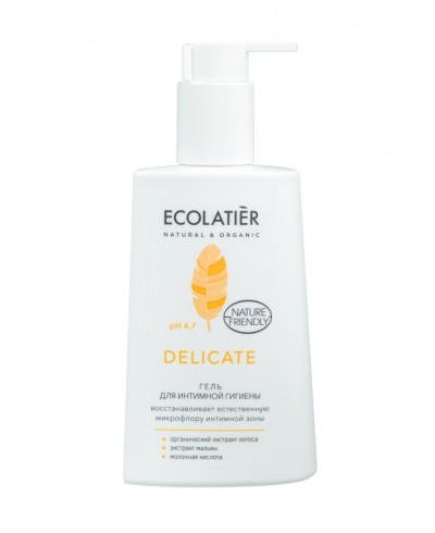 Ecolatier Intimate Żel do higieny intymnej z organicznym ekstraktem z lotosu, 250 ml