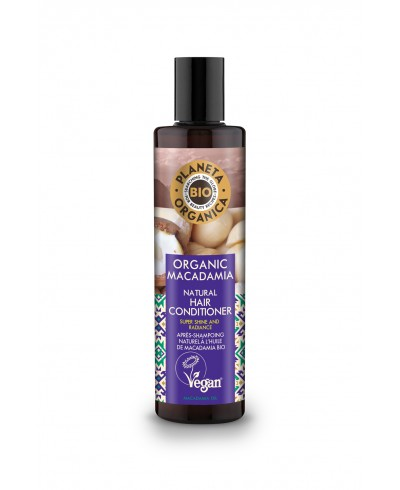 PLANETA ORGANICA Organic Macadamia Balsam do włosów, 280ml