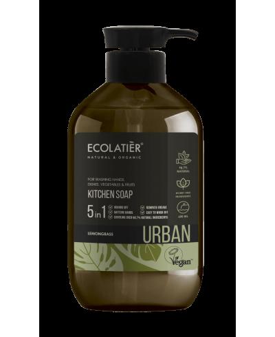 Ecolatier Urban Mydło w płynie Palczatka, 600 ml