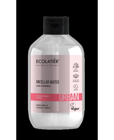 Ecolatier Urban Woda micelarma Orchidea i róża, 600 ml