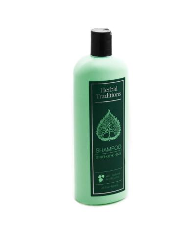 HERBAL TRADITIONS Wzmacniający szampon z sokiem brzozowym, 400 ml
