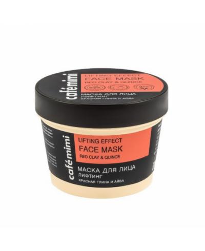 """CAFE MIMI Maska do twarzy """"Lifting"""", 110 ml"""