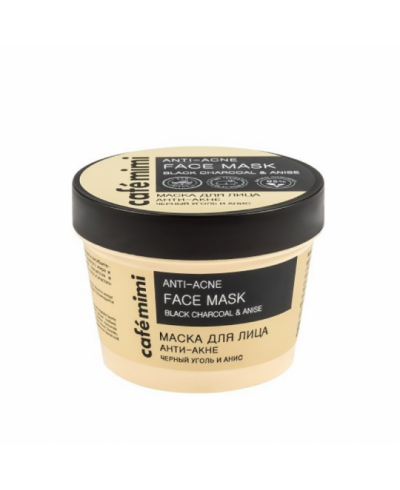 "CAFE MMI Maska do twarzy ""Anti-acne"", 110 ml"