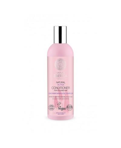 NS Oil-plex Łagodzący szampon do włosów Anti-stress, 270 ml