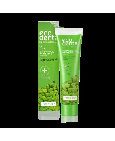 ECODENTA GREEN LINE Pasta do zębów ze szpinakiem, 100ml