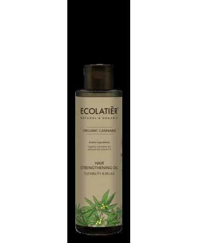 ECLO CANNABIS Strukturyzujący Szampon do włosów, 250 ml
