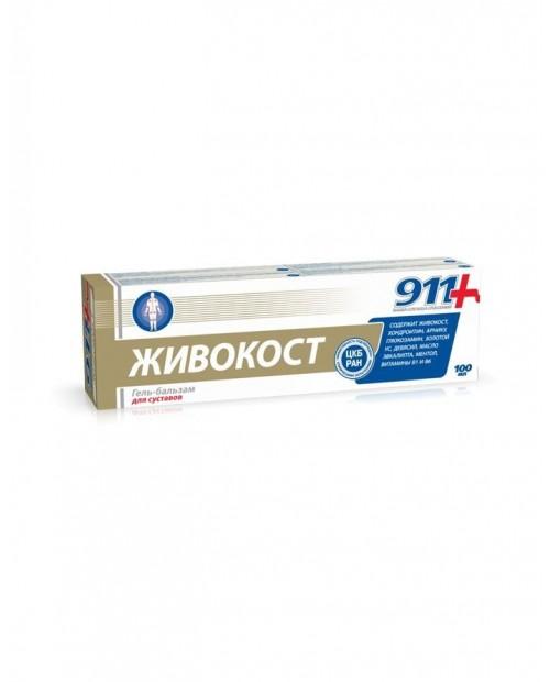 911 CHAGA Żel-balsam do ciała, 100 ml