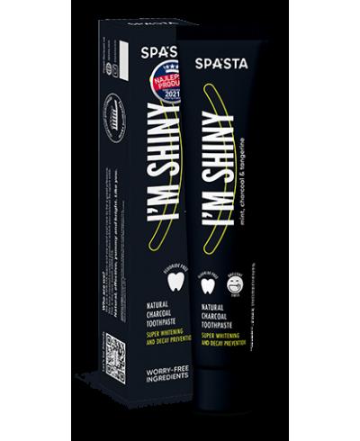 """SPASTA Pasta do zębów """"I'm Shiny"""", 90 ml"""