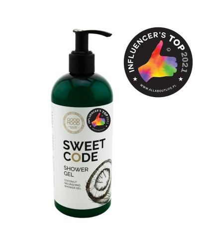 Good Mood Odżywczy szampon do włosów z olejem kokosowym, 400 ml