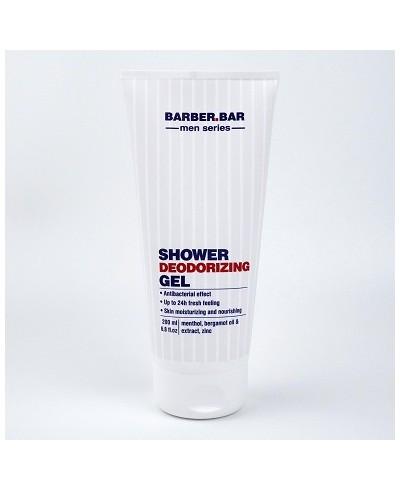 BARBER BAR Dezodoryzujący żel pod prysznic, 200 ml