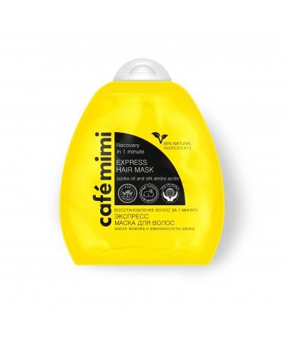 CAFE MIMI Ekspres maska do włosów Regeneracja, 250ml