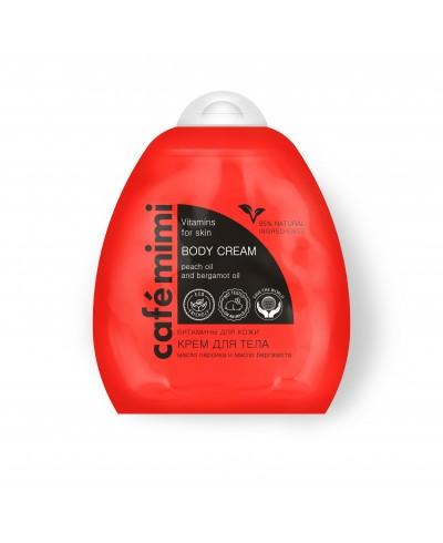 CAFE MIMI Krem do ciała Witaminy dla skóry, 250 ml