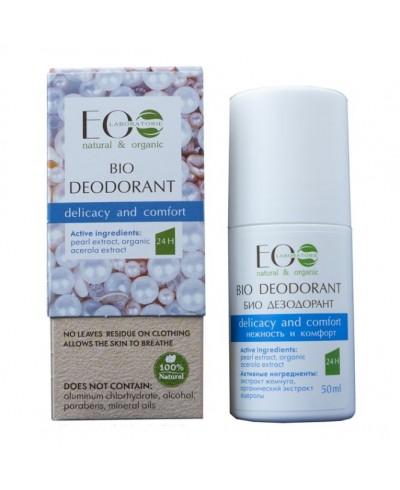 EOLab Dezodorant Delikatność i komfort, 50ml