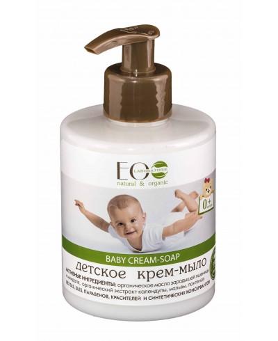EOLab BABY: Kremowe mydło dla dzieci 0+ 300ml