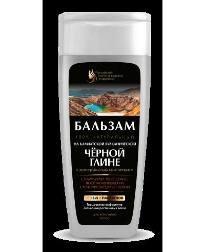 """Balsam """"Na Kamczatskiej wulkanicznej glince czarnej"""""""