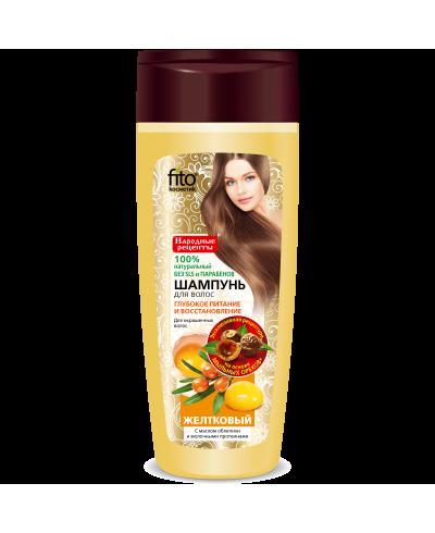 """FK szampon """"żółtkowy"""" odżywienie/wzmocnienie 270 ml"""