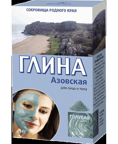 Fitokosmetik - błękitna glinka azowska - tonizująca 100 g