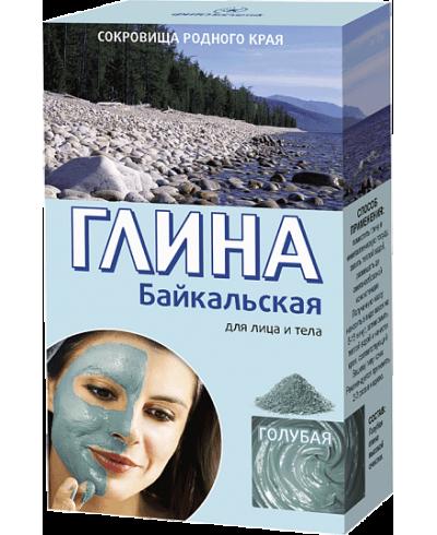 Fitokosmetik - błękitna glinka bajkalska - odmładzająca 100 g