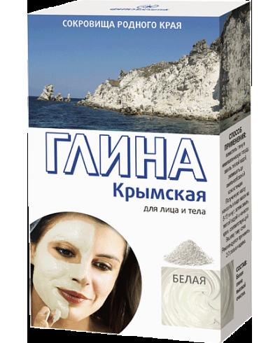Fitokosmetik - biała glinka krymska - oczyszczająca 100 g