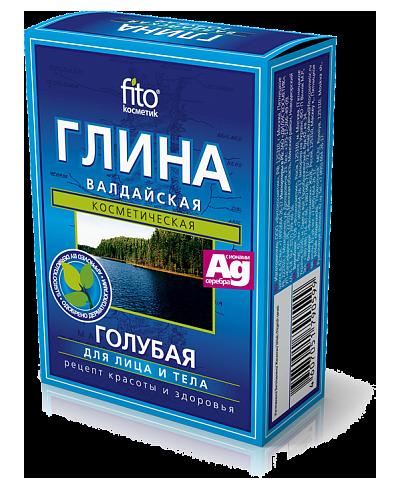 Fitokosmetik - błękitna glinka wałdyjska 100 g