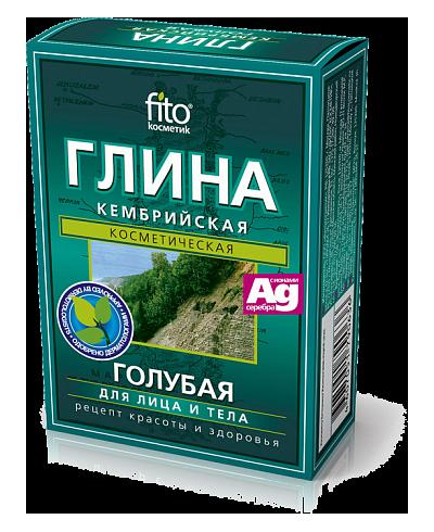 Fitokosmetik - błękitna glinka kambryjska 100 g