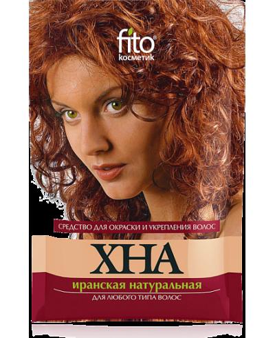 Fitokosmetik - henna irańska naturalna, 25 g
