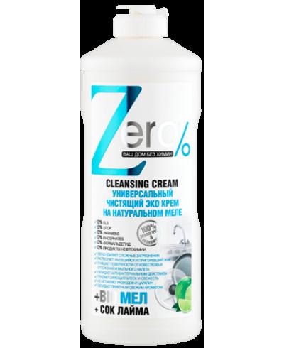ZERO Uniwersalny krem oczyszczający na bazie naturalnej kredy 500 ml